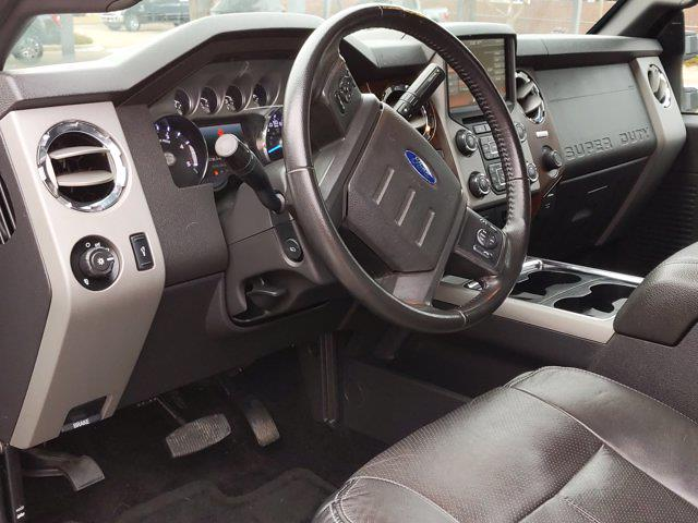 2015 Ford F-250 Crew Cab 4x4, Pickup #FED16189 - photo 10