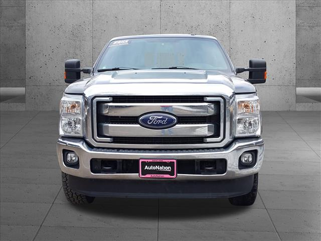 2015 Ford F-250 Crew Cab 4x4, Pickup #FED16189 - photo 3