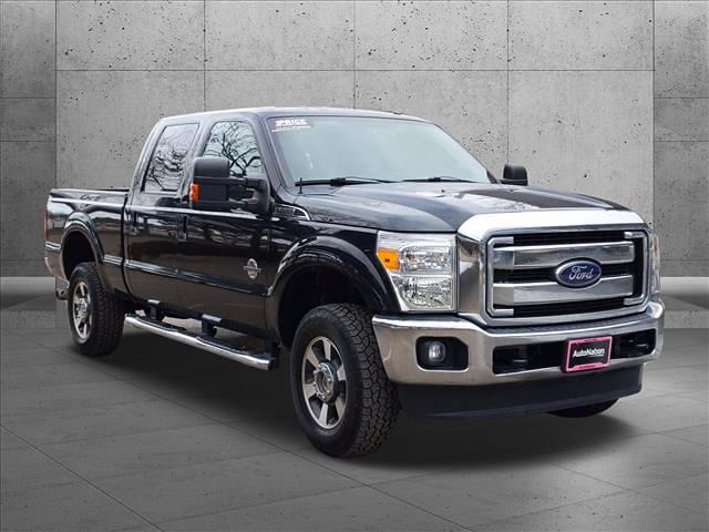 2015 Ford F-250 Crew Cab 4x4, Pickup #FED16189 - photo 4