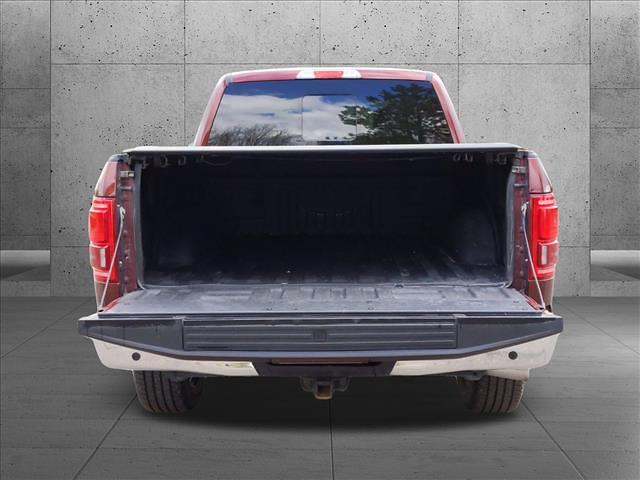 2015 Ford F-150 SuperCrew Cab 4x4, Pickup #FFC78963 - photo 9