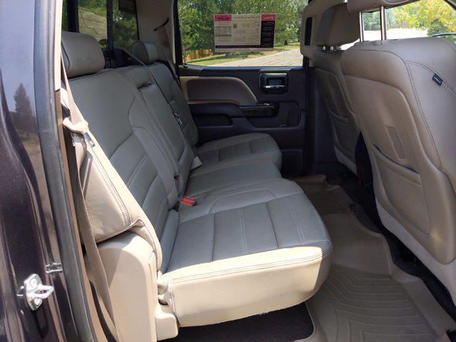 2015 GMC Sierra 1500 Crew Cab 4x4, Pickup #FG126150 - photo 19