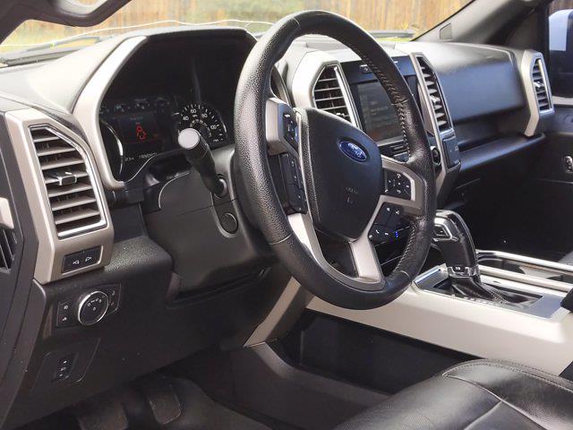 2015 Ford F-150 SuperCrew Cab 4x4, Pickup #FKD35911 - photo 10