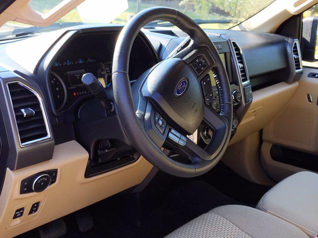 2015 Ford F-150 SuperCrew Cab 4x4, Pickup #FKE09846 - photo 10