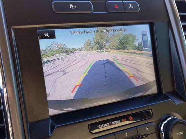 2015 Ford F-150 SuperCrew Cab 4x4, Pickup #FKE09846 - photo 13