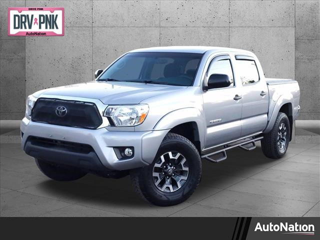 2015 Toyota Tacoma Double Cab 4x4, Pickup #FM198790 - photo 1