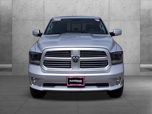 2015 Ram 1500 Crew Cab 4x4, Pickup #FS602467 - photo 3