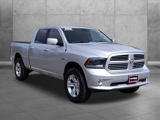 2015 Ram 1500 Crew Cab 4x4, Pickup #FS602467 - photo 4