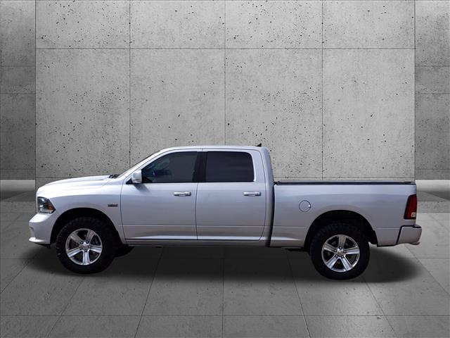 2015 Ram 1500 Crew Cab 4x4, Pickup #FS602467 - photo 9
