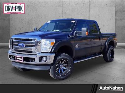 2016 Ford F-250 Crew Cab 4x4, Pickup #GEA21798 - photo 1