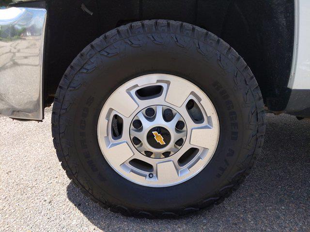 2016 Chevrolet Silverado 2500 Crew Cab 4x4, Pickup #GF231855 - photo 21