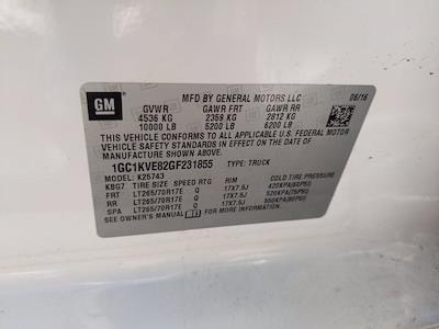 2016 Chevrolet Silverado 2500 Crew Cab 4x4, Pickup #GF231855 - photo 22