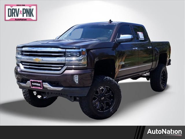 2016 Silverado 1500 Crew Cab 4x4, Pickup #GG208474 - photo 1