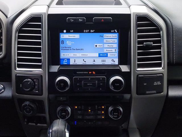 2016 Ford F-150 SuperCrew Cab 4x4, Pickup #GKD55453 - photo 15