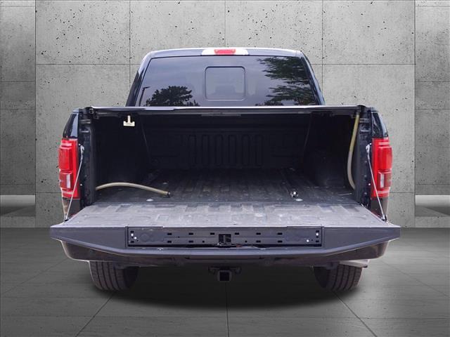 2016 Ford F-150 SuperCrew Cab 4x4, Pickup #GKD55453 - photo 7