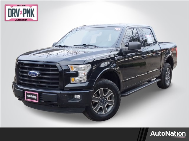2016 Ford F-150 SuperCrew Cab 4x4, Pickup #GKD88464 - photo 1