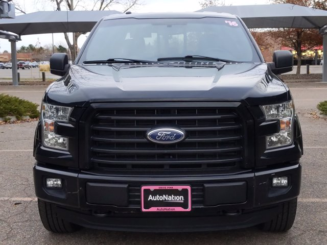 2016 Ford F-150 SuperCrew Cab 4x4, Pickup #GKD88464 - photo 3