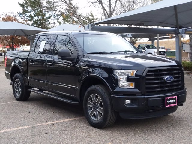2016 Ford F-150 SuperCrew Cab 4x4, Pickup #GKD88464 - photo 4