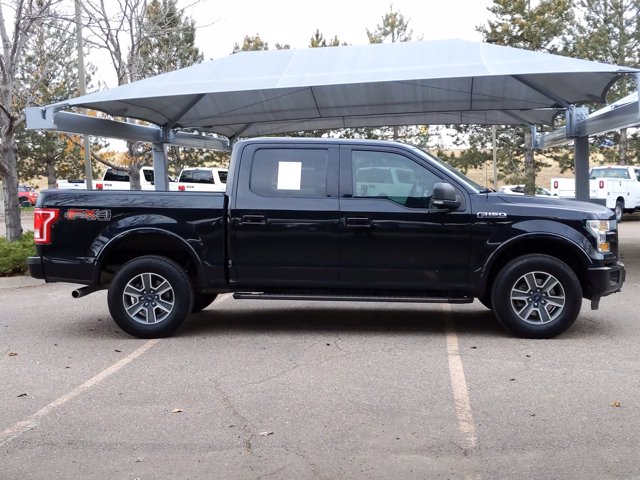 2016 Ford F-150 SuperCrew Cab 4x4, Pickup #GKD88464 - photo 5