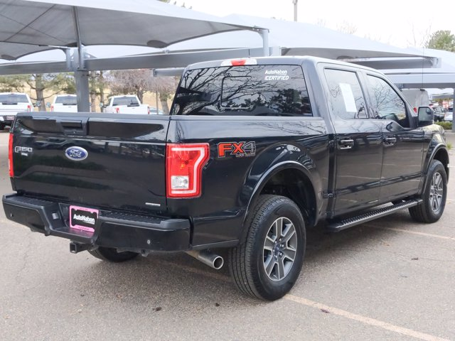 2016 Ford F-150 SuperCrew Cab 4x4, Pickup #GKD88464 - photo 6