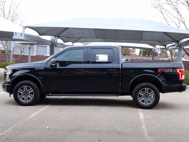 2016 Ford F-150 SuperCrew Cab 4x4, Pickup #GKD88464 - photo 9