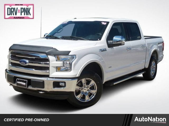2016 F-150 SuperCrew Cab 4x4,  Pickup #GKE13711 - photo 1