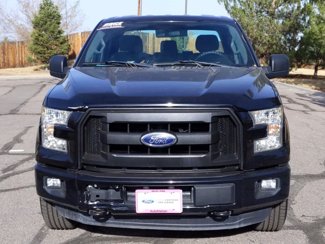 2016 Ford F-150 Super Cab 4x4, Pickup #GKE61714 - photo 3