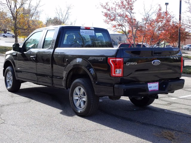 2016 Ford F-150 Super Cab 4x4, Pickup #GKE61714 - photo 2
