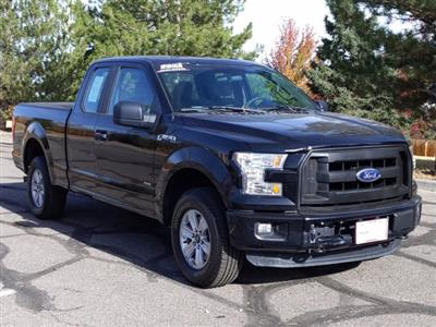 2016 Ford F-150 Super Cab 4x4, Pickup #GKE61714 - photo 4