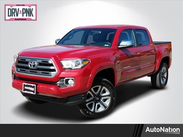 2016 Tacoma Double Cab 4x4,  Pickup #GM036455 - photo 1