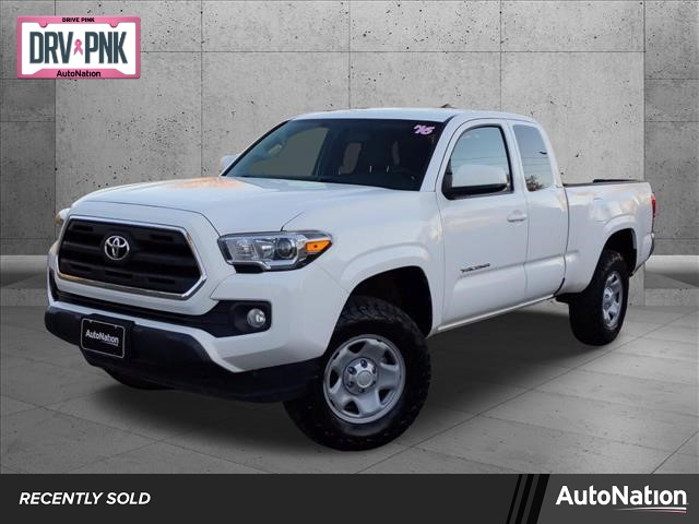 2016 Toyota Tacoma Extra Cab 4x4, Pickup #GX003392 - photo 1