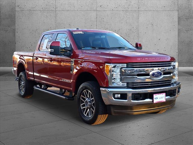2017 Ford F-250 Crew Cab 4x4, Pickup #HEC31178 - photo 4
