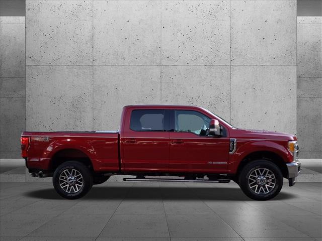 2017 Ford F-250 Crew Cab 4x4, Pickup #HEC31178 - photo 5