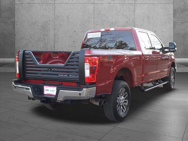 2017 Ford F-250 Crew Cab 4x4, Pickup #HEC31178 - photo 6