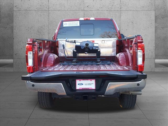2017 Ford F-250 Crew Cab 4x4, Pickup #HEC31178 - photo 7