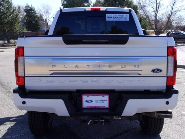 2017 Ford F-250 Crew Cab 4x4, Pickup #HEE02904 - photo 8