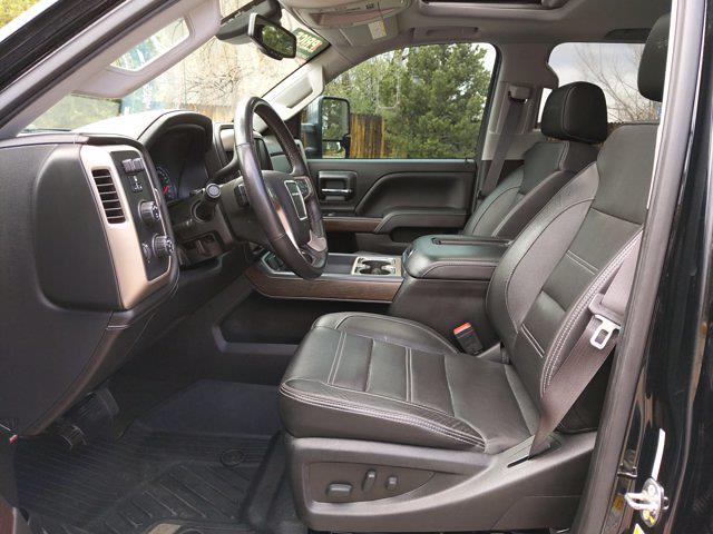 2017 GMC Sierra 2500 Crew Cab 4x4, Pickup #HF246619 - photo 16
