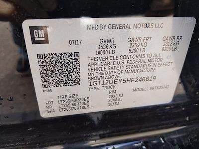 2017 GMC Sierra 2500 Crew Cab 4x4, Pickup #HF246619 - photo 24