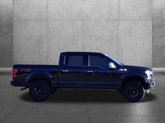 2017 Ford F-150 SuperCrew Cab 4x4, Pickup #HFA12701 - photo 5