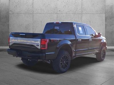 2017 Ford F-150 SuperCrew Cab 4x4, Pickup #HFA12701 - photo 6