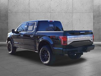 2017 Ford F-150 SuperCrew Cab 4x4, Pickup #HFA12701 - photo 2