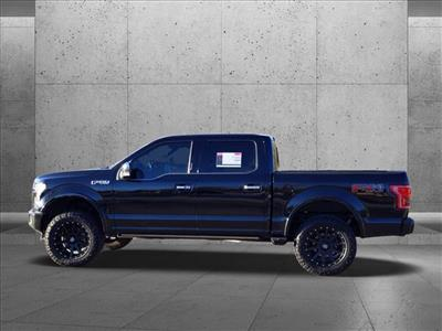 2017 Ford F-150 SuperCrew Cab 4x4, Pickup #HFA12701 - photo 9