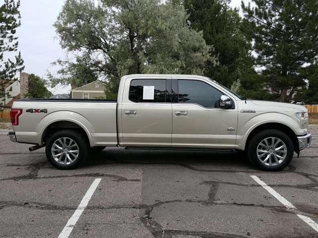 2017 F-150 SuperCrew Cab 4x4, Pickup #HFB12556 - photo 5