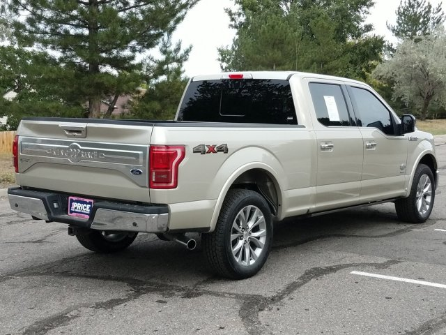 2017 F-150 SuperCrew Cab 4x4, Pickup #HFB12556 - photo 6