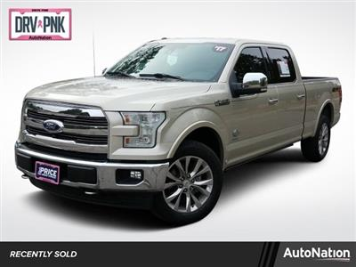 2017 F-150 SuperCrew Cab 4x4, Pickup #HFB12556 - photo 1