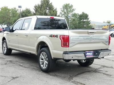 2017 F-150 SuperCrew Cab 4x4, Pickup #HFB12556 - photo 2