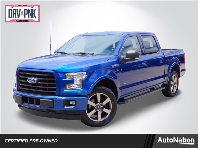 2017 Ford F-150 SuperCrew Cab 4x4, Pickup #HFB64765 - photo 1