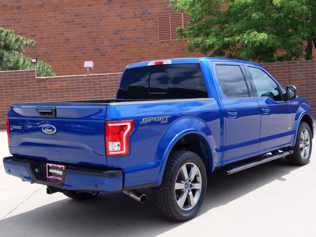 2017 Ford F-150 SuperCrew Cab 4x4, Pickup #HFB64765 - photo 6