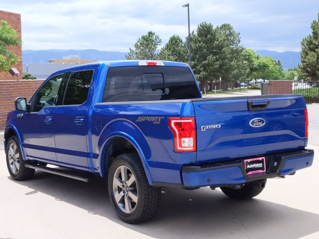 2017 Ford F-150 SuperCrew Cab 4x4, Pickup #HFB64765 - photo 2