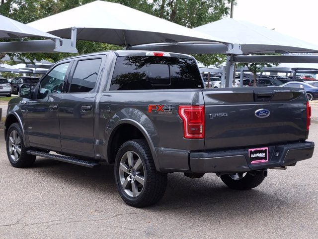 2017 Ford F-150 SuperCrew Cab 4x4, Pickup #HFC51955 - photo 1