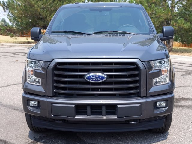 2017 Ford F-150 SuperCrew Cab 4x4, Pickup #HFC86552 - photo 3